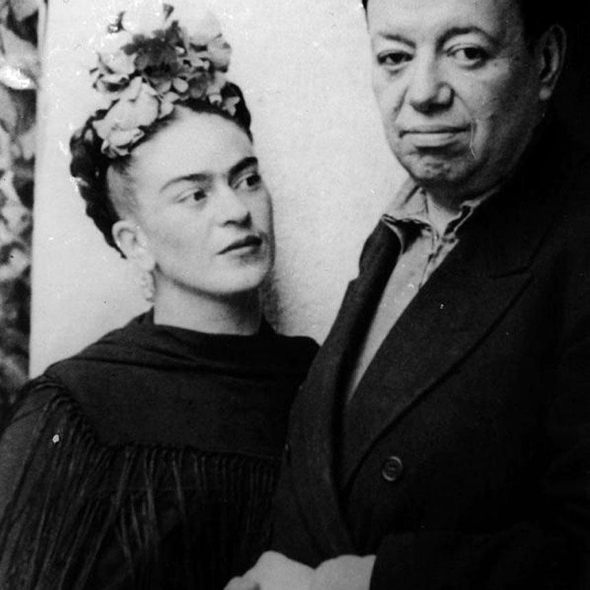 Frida Kahlo, artista suferinței