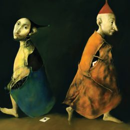 Georges Mazilu – creatorul de metafore picturale profunde ale precarităţii existenței într-o lume efemeră și imprevizibilă