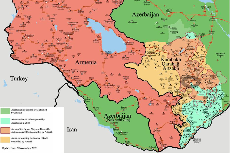 Experts: Armenia-Azerbaijan Conflict Is Christian Genocide Under the Pretext of War
