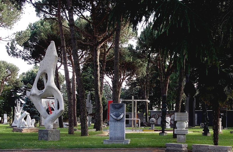 Pagani, un muzeu  în aer liber