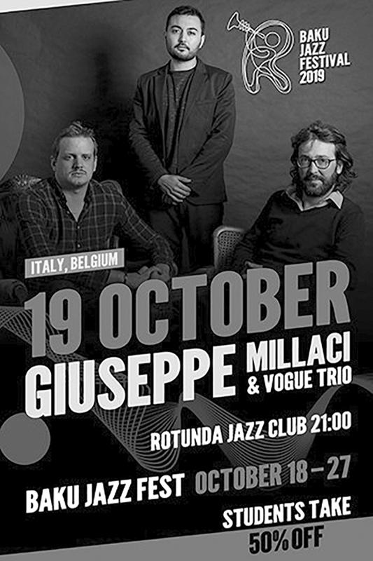Megafestival de Jazz în Urbea Vântului − Baku (II)