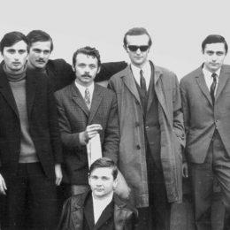 Amintiri literare cu scriitorii Vasile Sav şi Ion Marcoş