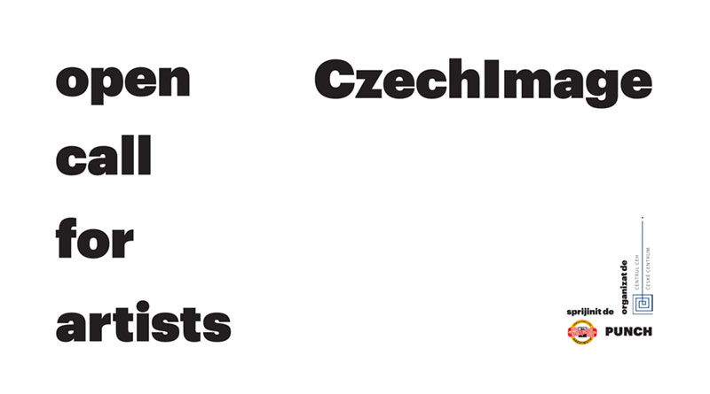 OPEN CALL FOR ARTISTS – CzechImage