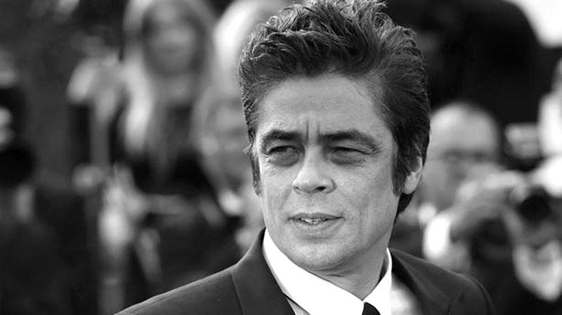 Spanish Brad Pitt…