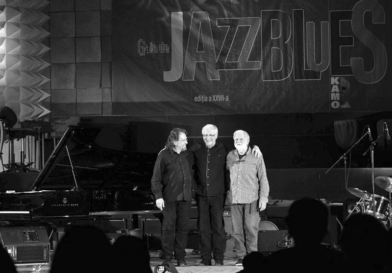 Rememorări și încântări la Gala timișoreană Jazz Blues Kamo (I)