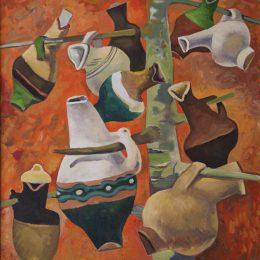 Liviu Suhar – un metafizician al picturii