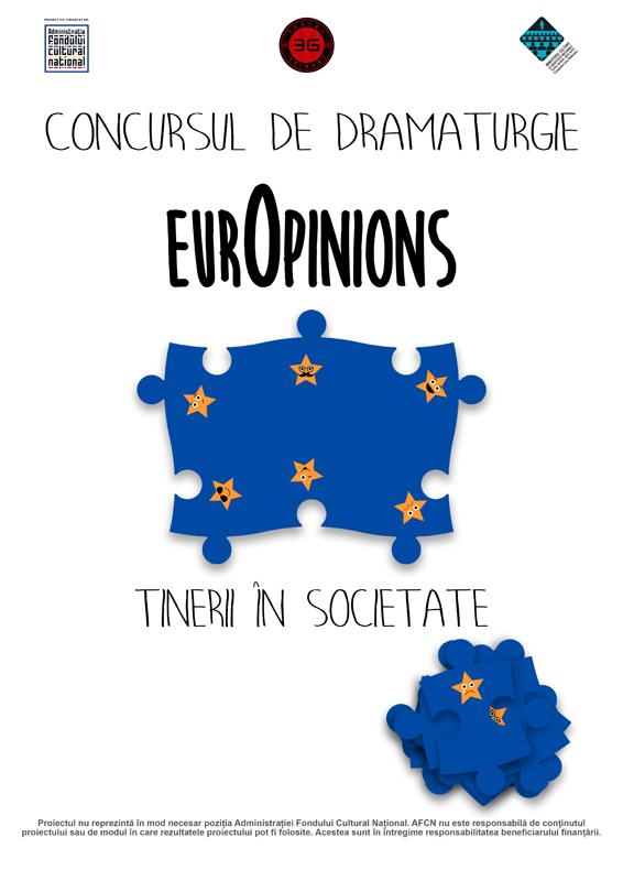 Concursul de Dramaturgie – eurOpinions