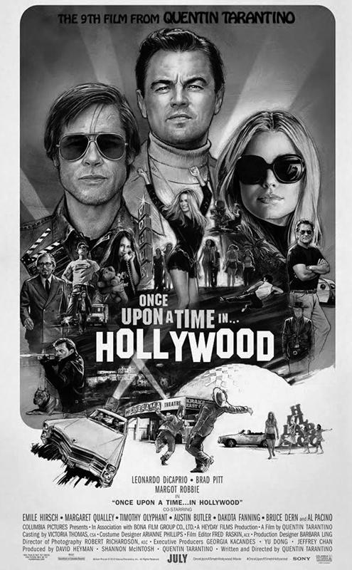 Tarantino – a fost odată… (la) Hollywood
