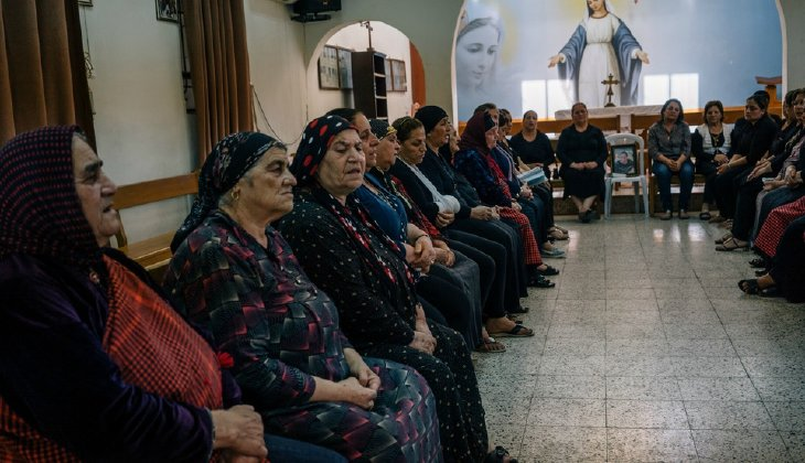 Christians join the Battle for Mosul to win new province in Northern Iraq