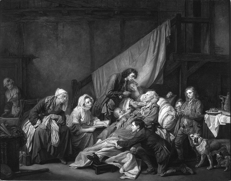 Saloanele lui  Denis Diderot (II)