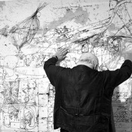Pictura ca spectacol și filosofie. Hermann Nitsch