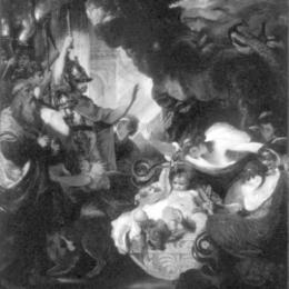 Joshua Reynolds vs. Thomas Gainsborough (I)