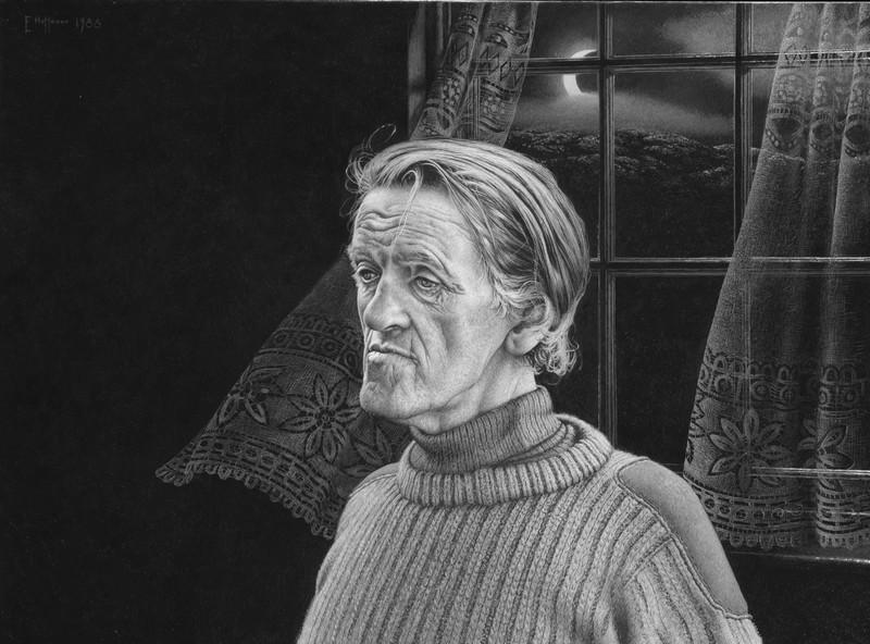Schiță de portret