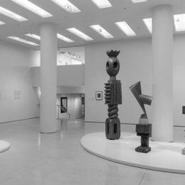 Brâncuşi la Guggenheim