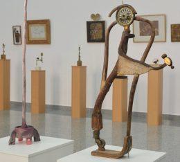 Ioan Burlacu –  Expoziție de obiect şi grafică