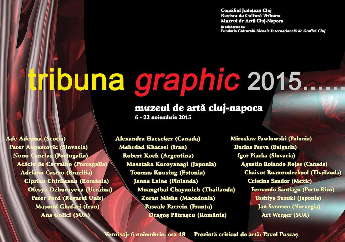 Tribuna Graphic 2015