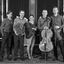 Noi concerte încântătoare la Bistrița (II)