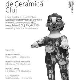 Bienala Internațională de Ceramică – Cluj 2019