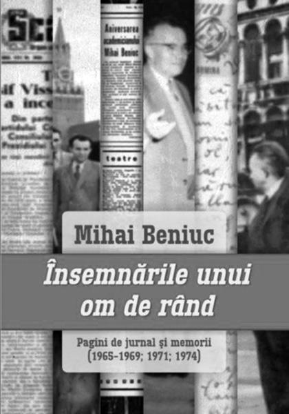 Haosul dintr-un suflet agitat (Mihai Beniuc)