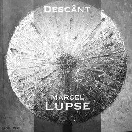 Marcel Lupşe, descântând leacuri pe pânze