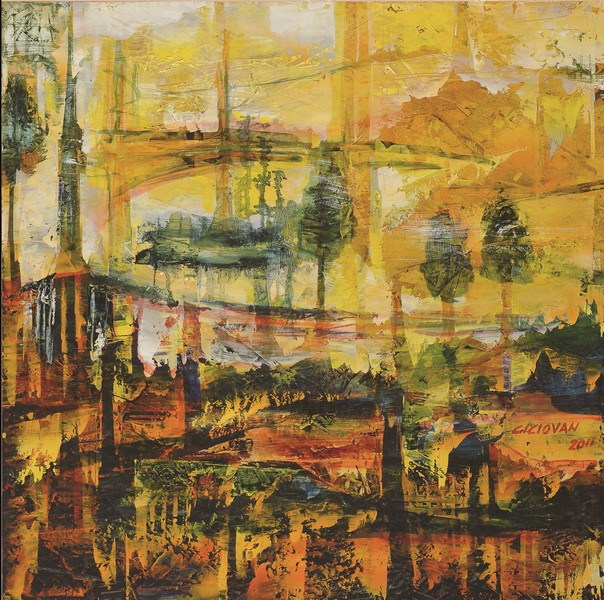 Fascinaţia unui distinct univers artistic  – M. M. Ciciovan