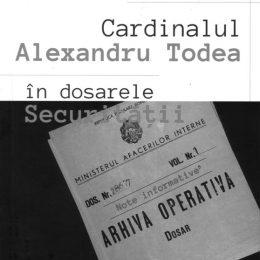 15 ani de la trecerea  la cele veșnice a Cardinalului Dr. Al. Todea