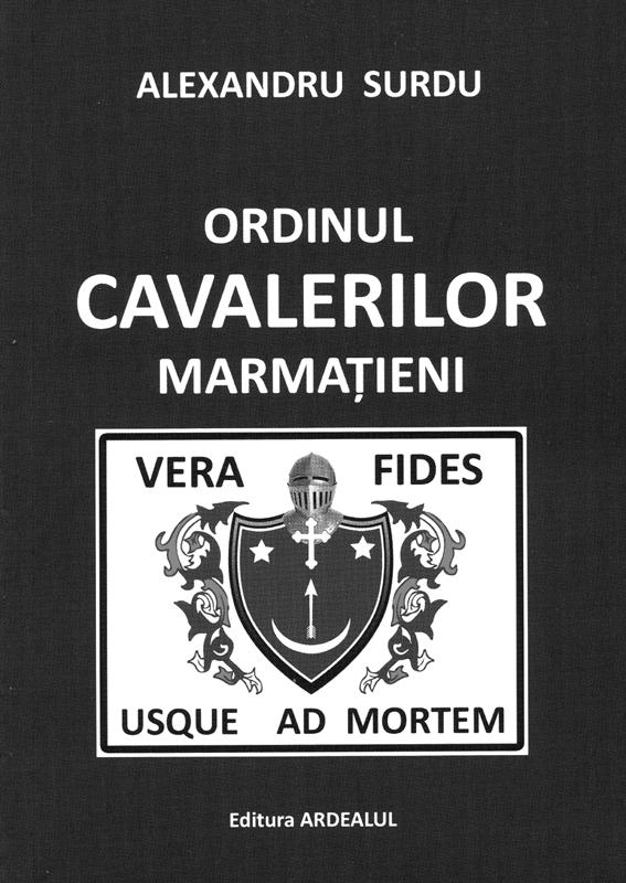 O carte scrisă din suflet pentru nobilii români din Marmația
