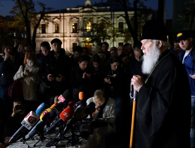 New Cold War by Proxy? Religious Conflict on Ukrainian Territory