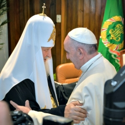 Five Insights About Today's Pope Francis-Patriarch Kirill Meeting