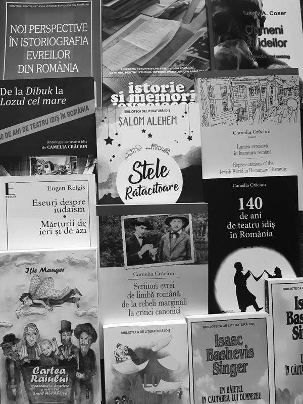 Literatura clasică idiș  în limba română
