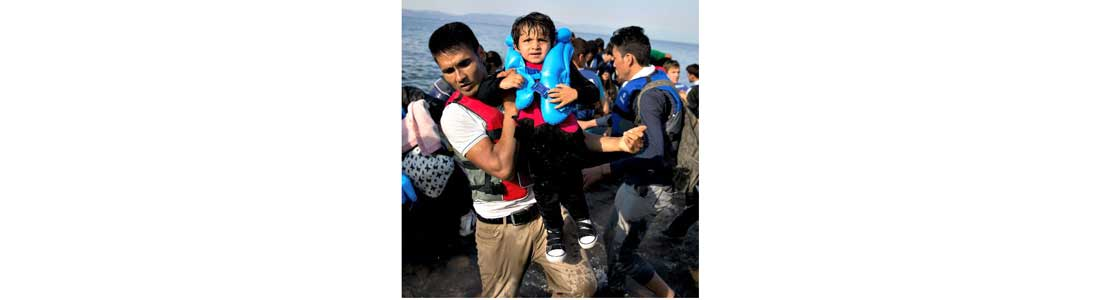 The Tragic Face of Europe's Refugee Crisis: Clock Ticking on Diplomatic Solutions