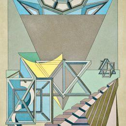Arhitecturi grafice & geometrii sacre