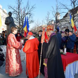 Witnessing Ostpolitik's Fruits and Ecumenism in Transylvania