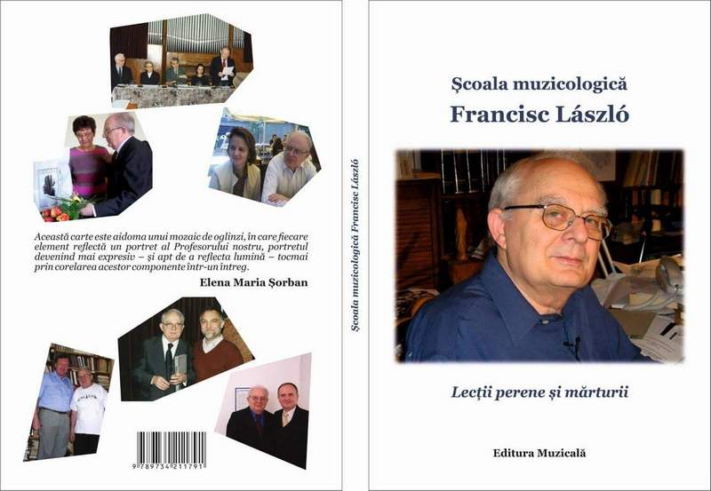 Şcoala muzicologică de la Cluj: in memoriam Francisc Laszlo (1937-2010)
